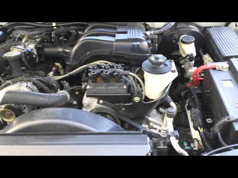 Spark plug replacement Ford Explorer 4 0L 2001 TIPS In