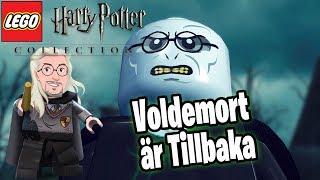 Voldemort är Tillbaka | LEGO Harry Potter år 1-4 | del 24