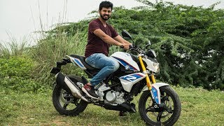 BMW G 310 R Review - Very Pricey 😳| Faisal Khan