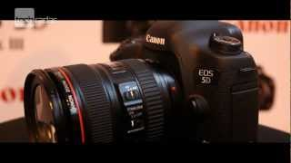 Canon EOS 5D Mark III Review First Look