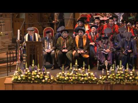 LJMU Graduation: Wednesday 13th July 2016 (morning ceremony)