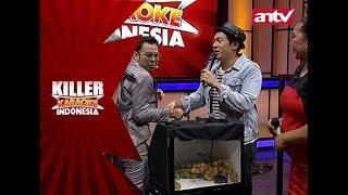 Raffi geli banget liat Rambutan! - Killer Karaoke Indonesia
