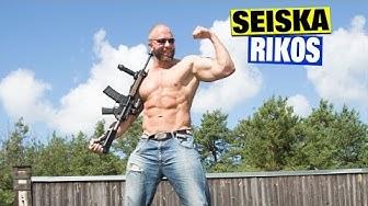Ex-Cannonball-jengiläinen Marko Lönnqvist järjestää gangsterimatkoja!