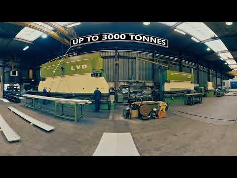Breman Machinery - Plaatwalserij Purmerend - Breman Offshore VR / 360° video