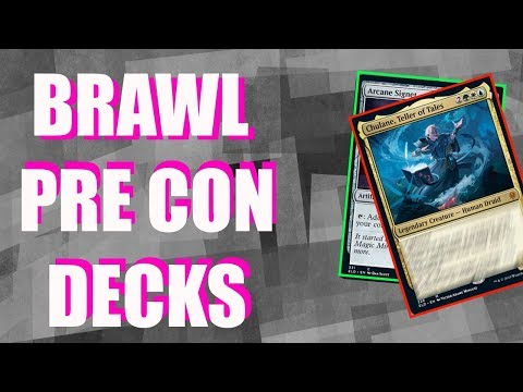 THE WHOLE MADNESS DECK! | Commander 2019 Spoilers Magic: The