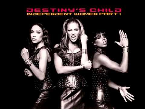 Destiny's Child - Independent women (Part 1)