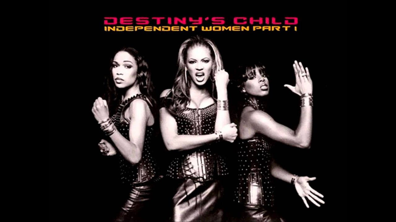 Destiny's Child - Independent women (Part 1) - YouTube