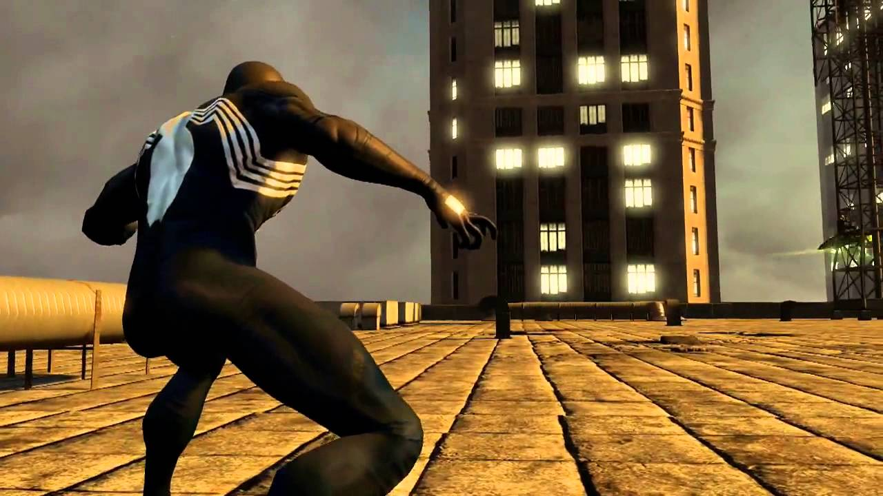 The Amazing Spider Man 2 Game Black Suit
