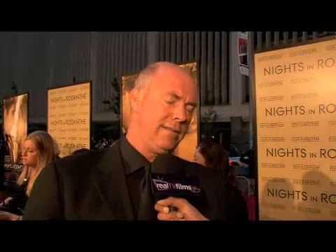 Michael Gaston , Nights In Rodanthe  Movie,  Evelyn Vaccaro
