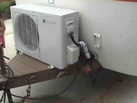 Mini Split A/C on a Rv Camper  Better than a roof top or a window unit!