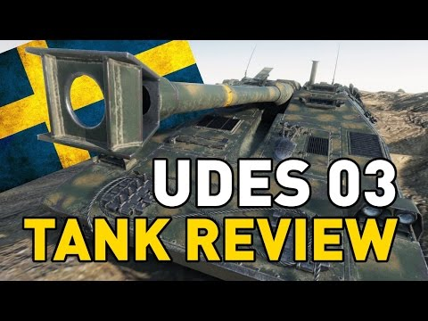 World Of Tanks || UDES 03 - Tank Review