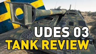 World of Tanks    UDES 03 - Tank Review
