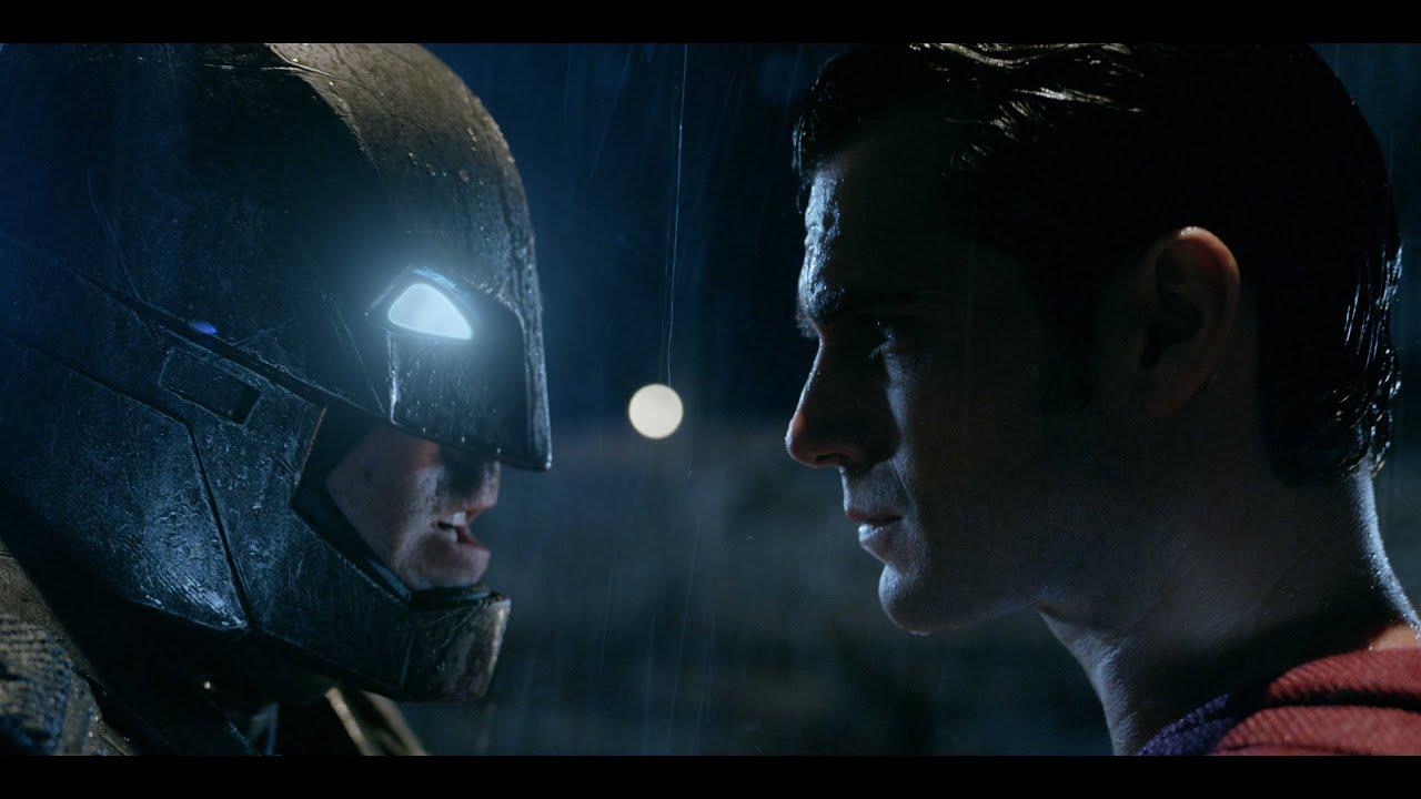 Batman Vs Superman A Origem Da Justica Trailer Da Comic Con