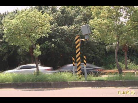 開車族注意!彰市東外環2.2公里測速照相器將轉向
