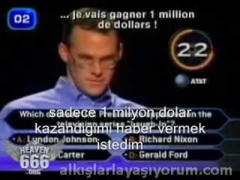 Baba ben milyoner oldum