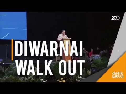 Alumni Kanisius 'Walk Out' Saat Gubernur Anies Baswedan Pidato