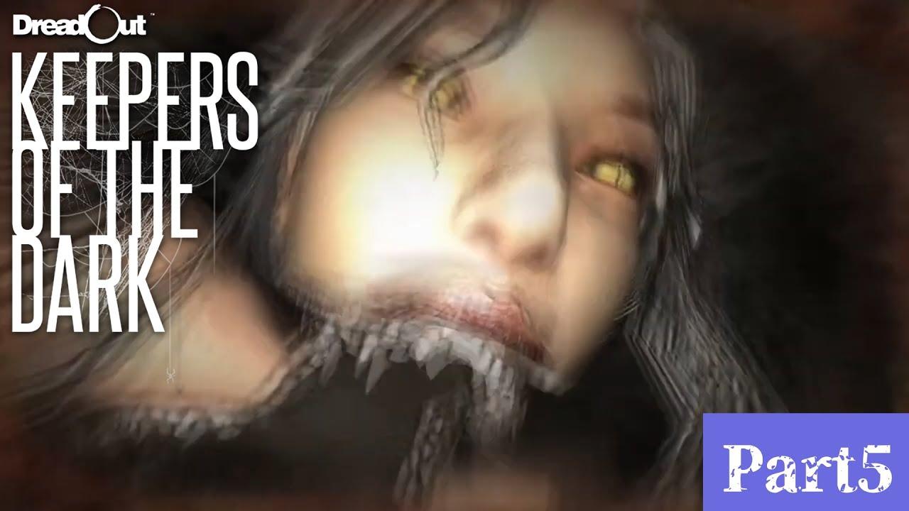 【DreadOut Keepers of The Dark】まだあるんだけど!? 唐突なボス戦とエンディング【ありしゃん】【ホラーゲーム】