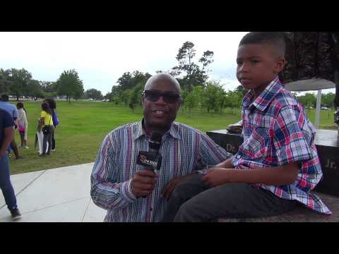 Pastor James Dixon Interview - Houston UNITES for the Criminal Justice Reform March & Rally