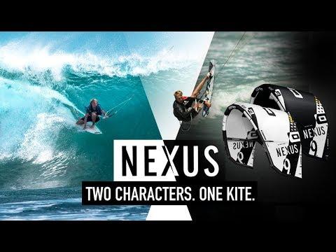 CORE NEXUS - Two characters. One kite