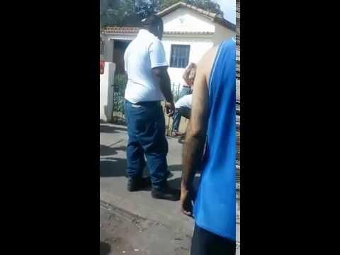 Comunidad captura a ladrón que intentaba robar a abuelita en Maracaibo