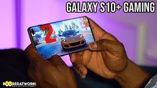 Galaxy S10 Plus Gaming with Snapdragon 855!