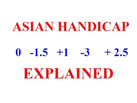 asian handicap betting explained and how to use spread betting