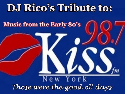 987 Kiss FM NYC Tribute Mix
