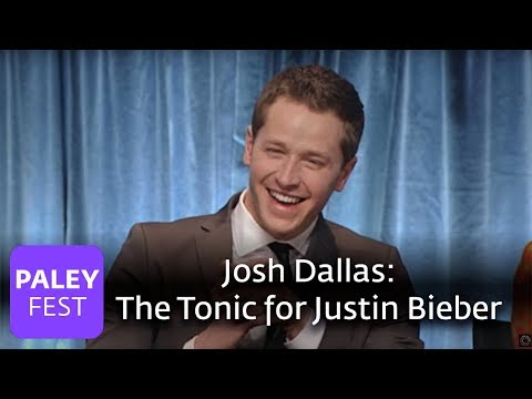 Once Upon A Time  Josh Dallas Is the Tonic for Justin Bieber