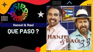 ¿ QUE PASO ? por HANSEL Y RAUL - Salsa Premium
