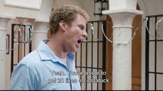 Get Hard - Trash Talk Scene HD (1080p)