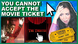 "Please DO NOT Play A Game Called ""The Theater"""