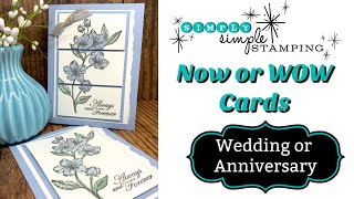 A Handmade Wedding Card That's Beautiful & Easy to Make