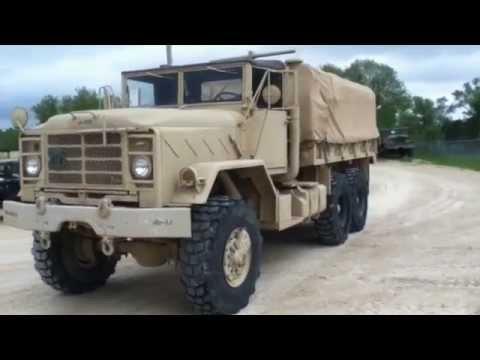 1990 BMY Harsco M923A2 Cargo Truck on GovLiquidation com by Government  Liquidation