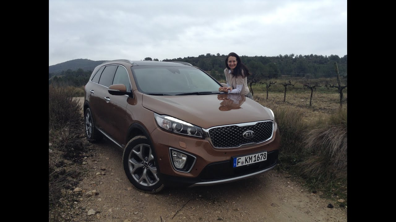 all new kia sorento 2015 images galleries with a bite. Black Bedroom Furniture Sets. Home Design Ideas