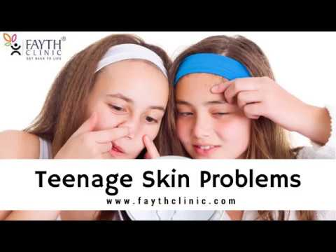 Treatment For Skin Problems In Mumbai | Teenage Skin Problems | Acne Treatment In Maharashtra