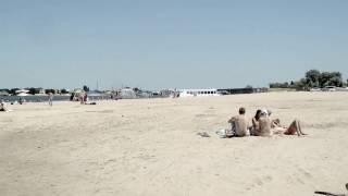 Астрахань пляж(Ассадулаево)Июль 2016 года