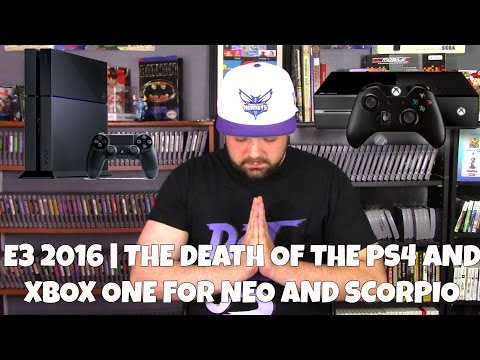 E3 2016 | The Death of the PS4 and Xbox One for Neo and Scorpio | RGT 85