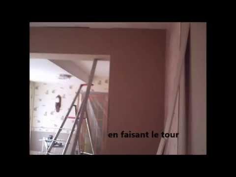 Ouverture en mur porteur 2 youtube - Ouverture mur porteur ...