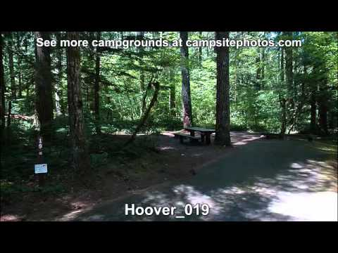 Hoover Campground, Willamette National Forest, Oregon Campsite Photos