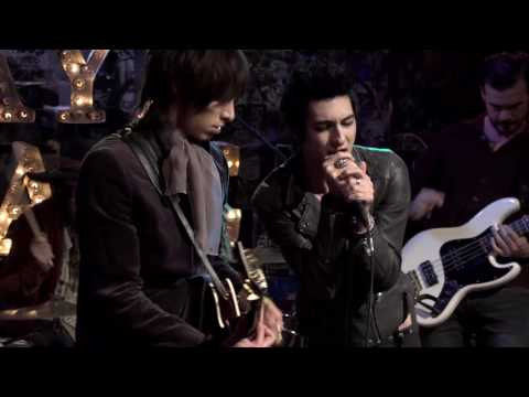 PALAYE ROYALE - Live Like We Want To (CBGB Stage at YouTube Space)