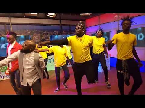 The Trend - Jabidii and Moji shortbabaa VIMBADA live performance FAHIM FOR U