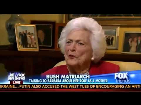 Barbara Bush Cancels NY Times Subscription over Maureen Dowd Column