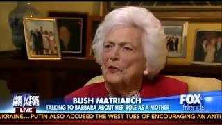 Barbara Bush Cancels NY Times Subscription over Maureen Dowd Column thumbnail