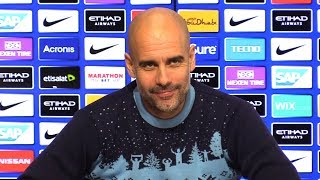 Pep Guardiola Full Pre-Match Press Conference - Manchester City v Everton - Premier League