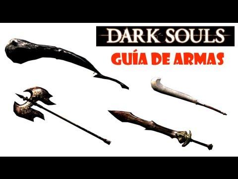 Dark Souls | Guia armas: Consejos, estadisticas importantes y tipos de daño