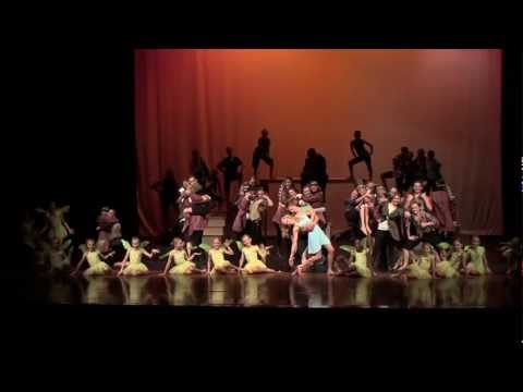 """Hook"" by Synergy Dance Academy - Jazz Company 2012"