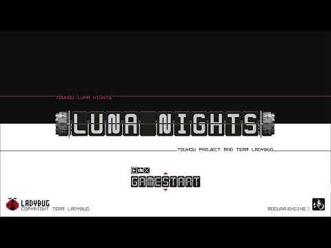 Touhou Luna Nights BGM - Final Boss (1st Phase) - Ryūnosuke Akutagawa's Kappa