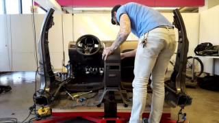 GM HMI: Chevy Malibu Car Platform Build