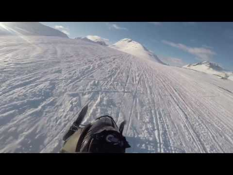 snowmobile norway