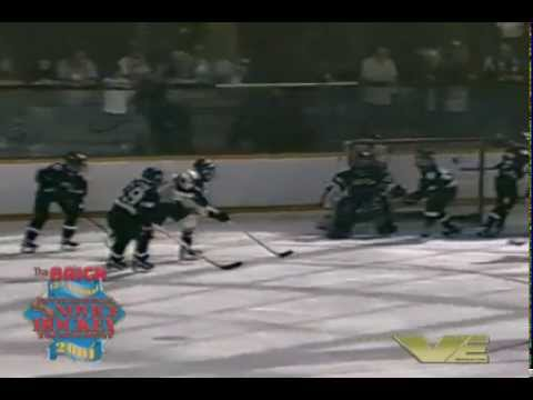 Peter Holland 2001 Brick Invitational Hockey Tournament Youtube